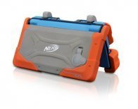 Nerf Armor Nintendo DSI Orange Grey Case