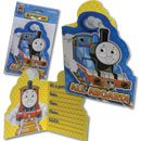 Thomas the Tank Engine Die-Cut Invitations 8ct