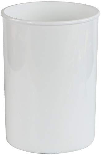 Reston Lloyd Calypso Basics Utensil Holder, White (Holder Porcelain White Utensil)