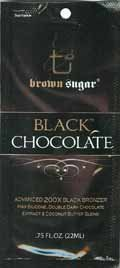 - Lot of 5 Black Chocolate Tanning Lotion Packets By Tan Inc.