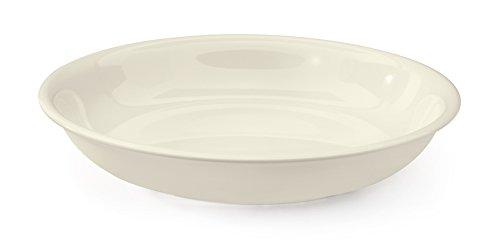 G.E.T. B-875-DI, Diamond Ivory Collection, White 27.9 oz. Melamine Bowls (Qty, 12)