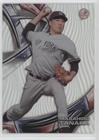 Masahiro Tanaka (Baseball Card) 2016 Topps High Tek - [Base] - Pattern 3 Grass/Waves #HT-MTA ()