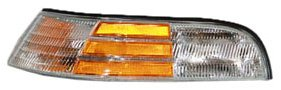 TYC 18-5026-01 Ford Crown Victoria Driver Side Replacement Parking/Side Marker Lamp Assembly