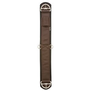 (Weaver Felt Lined Straight Super Cinch 34In Brown)
