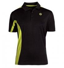 Oliver Sport Polo Lima black/neongreen
