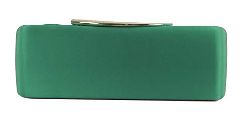 Clutch Bluebags Vert Verde femme raso Pochettes de EFERRI 1gfqrwg5