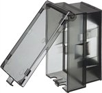 (Arlington 60VC While-In-Use Cover, Weatherproof, Vertical, 1-Gang, Receptacle)