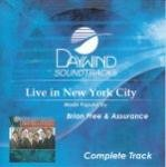 Live In New York City (Complete Track) [Accompaniment/Performance Track]