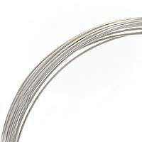 Beadaholique 1 Ounce. (19 Ft.) Sterling Silver Wire 20 Gauge - Round-Half Hard