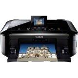 Canon PIXMA MG5320 Multifunction Printer - Color- 20 Second Photo - 9600 x 2400 dpi - Printer, Copier, Scanner - Wi-Fi: Yes - PictBridge: Yes - USB: Yes Pictbridge Colour