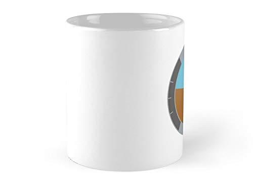 Amazon.com: Taza de Navball con diseño de ejército – 325 ml ...