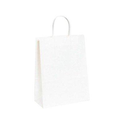 Box Partner 40,6x 15,2cm X 153/10,2cm weiß Einkaufstaschen (inl202020)