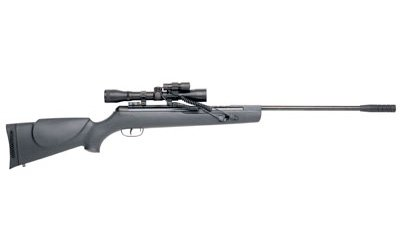 Gamo 6110087154 Varmint Hunter HP .177 Caliber Air Rifle with Laser and Light