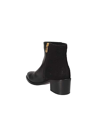 Tommy Fw0fw03589 Hilfiger Black Ankle Boots Women PP61nqrWa