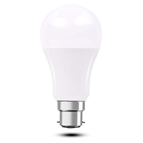 F5 SmartTech 10W Wi-Fi RGB Full Color LED Bulb Compatible with Amazon Alexa and Google Home (Multicolor, Lasts Upto 10…