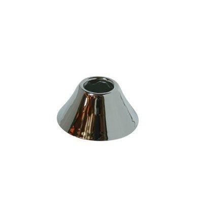 Decorative Bell Flange (Solid Brass Decorative Bell Flange Finish: Polished Chrome)
