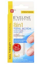 Eveline Intensive Nail Conditioner Total Action 8in1 12ml