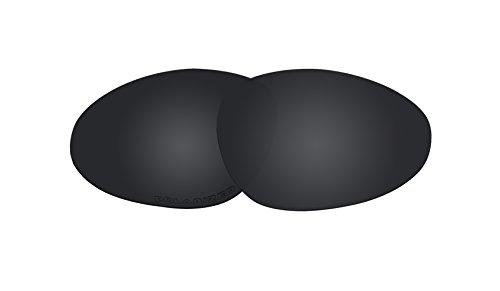 Lenses Replacement Polarized Stealth Black for Oakley Warden - Sunglasses Warden