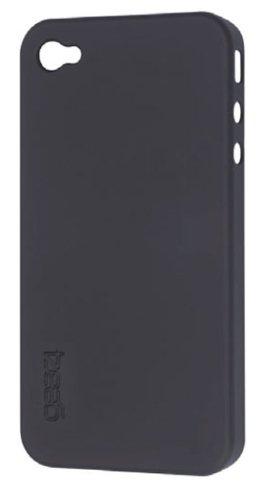Gear4 Thin Ice Liquid Hülle für Apple iPhone 4 / 4S schwarz