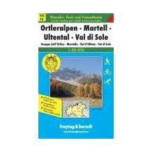 ORTLERALPEN, MARTELL, ULTENTALL, VAL DI SOLE (ALPS)