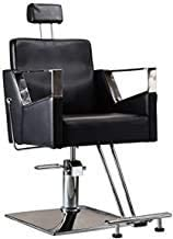 Beauty4Star Haircut Salon Barber Chair Salon Furniture with Hydraulic Pump for Hair Cutting Styling Salon Equipment Barber Chair for All Purpose