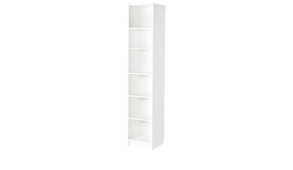 IK IKEA Billy - Librería, Blanco, 40 x 40 x 202 cm: Amazon.es ...