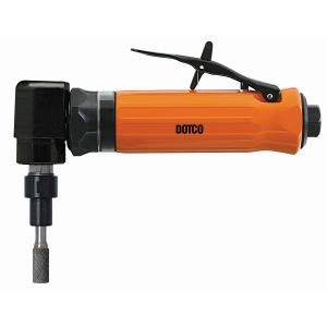 """Dotco 10LF281-36, Right Angle Grinder, 0.4 hp, 1/4"""" Collet, 20000 RPM"""