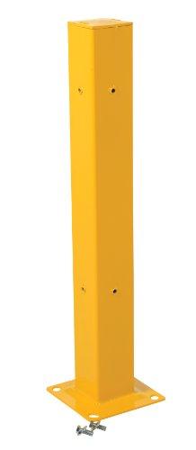 Vestil GR-TP42 Tubular Post for Guard Rail, 42'' Height by Vestil