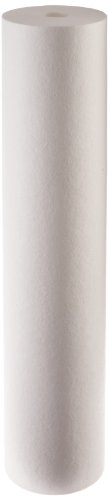 Pentek DGD-2501-20 Spun Polypropylene Filter Cartridge, 20'' x 4-1/2'' by Pentek