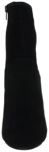 Heel Stivaletti Donna High S129c Boot Suede black Sofie Nero schwarz Schnoor qEHB1