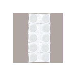 生活日用品 (業務用100セット) カラーマグネット MR-30 白 30mm 10個 ×100セット B074MM83ZX