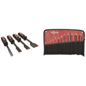 UPC 045256811796, Mayhew Tools (MAY81179) 4 Piece Dominator Scraper Set and Free 12 Piec Pilot Punch Kit