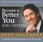 Become a Better You 2009 Page-A-Day Boxed / Desk Calendar