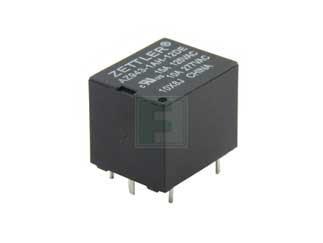 American ZETTLER AZ943-1AH-12DE Relays Power-Relays AZ943 Series 15 A SPST 12 VDC PCB Mount Sealed Miniature Power Relay - 20 Item(s) ()