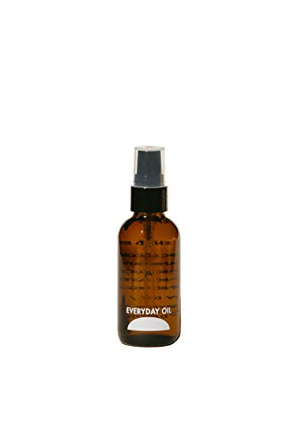 - Everyday Oil Unscented Blend, Face + Body Oil, Cleansing, Balancing, Hydrating, 2oz.