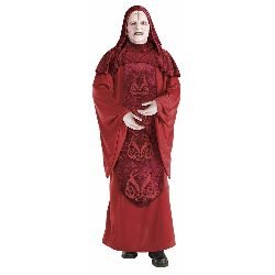 [Deluxe Emperor Palpatine Costume - X-Large - Chest Size 50] (Star Wars Emperor Palpatine Costume)