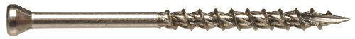 5-Pound The Hillman Group 47787 7 X 1-5//8 Stainless Steel Trim Screw-Square Drive
