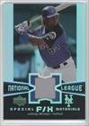 2006 Upper Deck Special F/X - Materials #SM-LM - Lastings Milledge