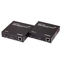 MonoPrice 328-Feet Cat5e/CAT6 HDMI Plus Ethernet and IR E...