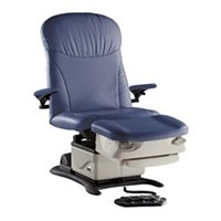 Midmark 647-002 Barrier Free Power Podiatry Procedure Chair Model 647 Base Only, Programmable with Receptacles, Without Rotation (Each) ()