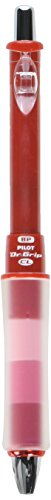 Dr. Grip  Play Boarder oil-based ballpoint pen, Apple Red(BDGCL50F-PAR)