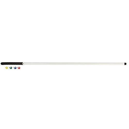 Jantex dn819Clipex Griff mit Farbe Clips, 1371mm/137,2cm Multi