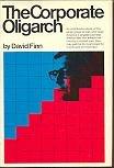 Corporate Oligarch, David finn, 0671201735