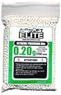 Biodegradable 0.2g BB 4000 Bag Airsoft Elite 6mm