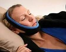 My Snoring Solution Anti Snoring Chin Strap Stop Snoring Jaw Strap Best Night Sleep (Md)