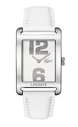 Lacoste Club Collection Andorra White Dial Women's watch #2000651