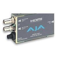 - AJA HA5 HDMI to SD/HD-SDI Video and Audio Converter