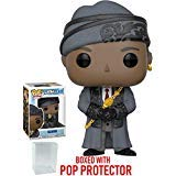 Funko Pop! Movies: Coming to America - Semmi Vinyl Figure (Bundled with Pop Box Protector Case)]()