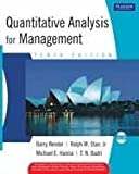 img - for Quantitative Analysis for Management 10th edition book / textbook / text book