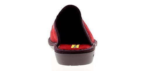 Couleur Doublure Avec Peluche Nordikas Pour D House Fait Daim Et Confort Semelles Triple Supérieure shoe Hexagonale Premium Lightness Doux Espagnol gxv7qg8